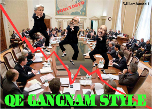 Bankers Gangnam Style