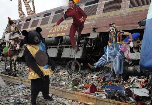 cirkus-vlak