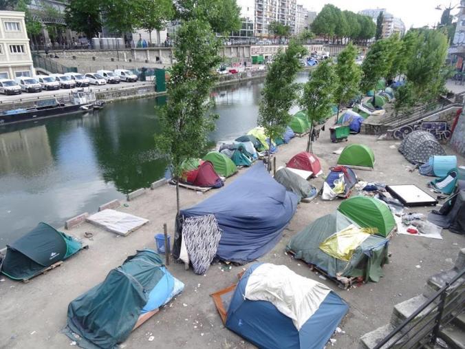 pariz-šotorska-naselja