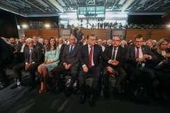 Kongres SDS 2017 častni gost madžarski predsednik Vlade Viktor Orban