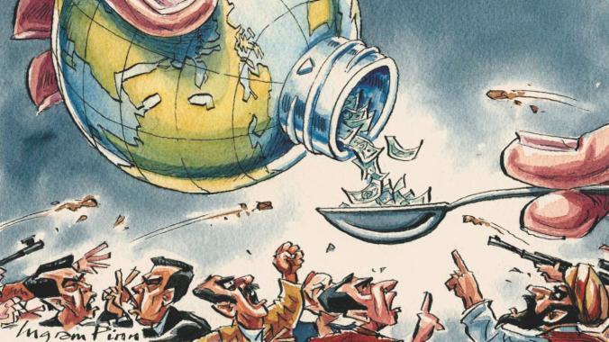 Zaton globalizacije